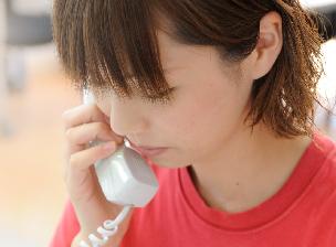 弊社スタッフから、お電話等にてご確認の連絡をさせて頂きます。
