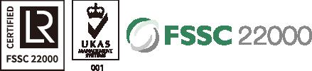 「FSSC22000 Ver.5」取得